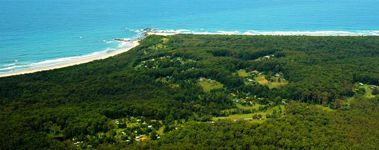Aerial View of Bundagen